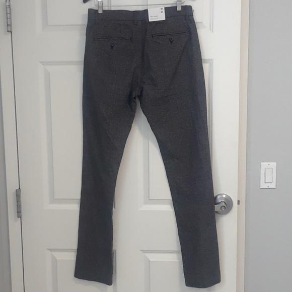 45dee0864a1 New 32x34 glen plaid slim trouser GOODFELLOW NWT